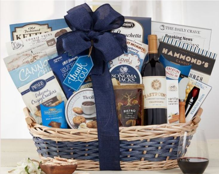 Project Info & Wine Country Gift Baskets - International Floriculture Expo